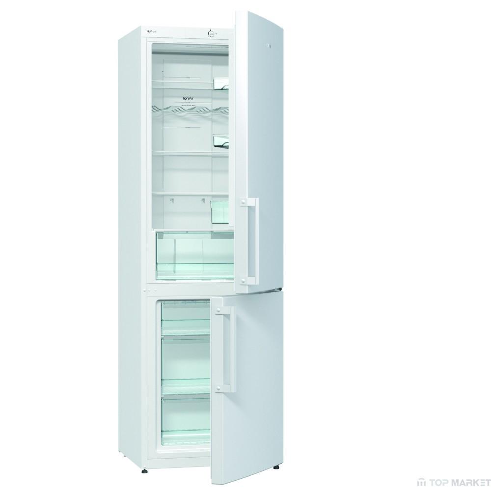 Хладилник  фризер Gorenje NRK6191CW
