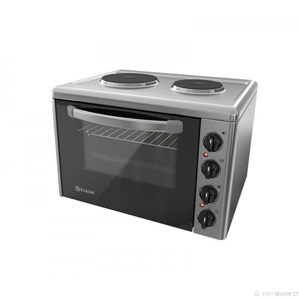 Готварска печка ELDOM 203VFB