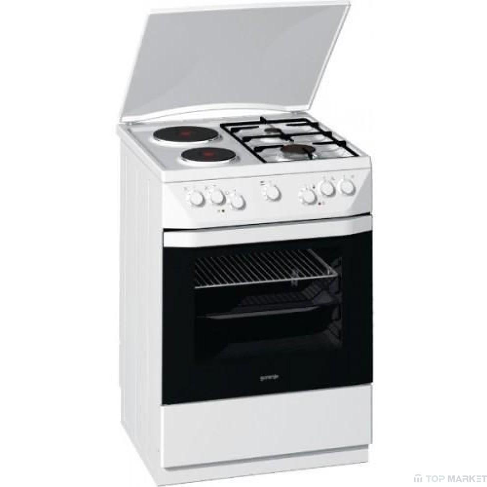 Готварска печка gorenje K65206BW