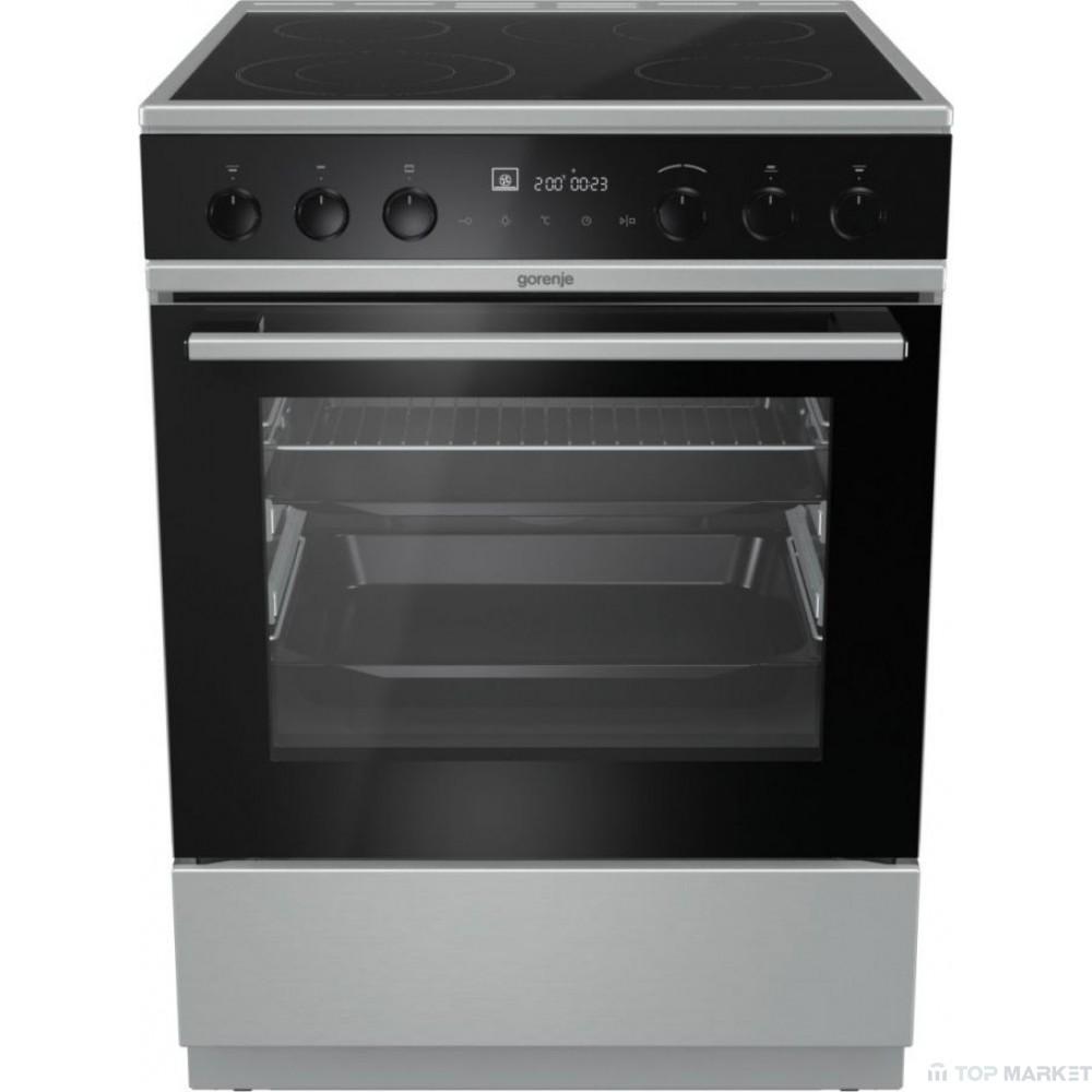 Готварска печка GORENJE EC6565XPA