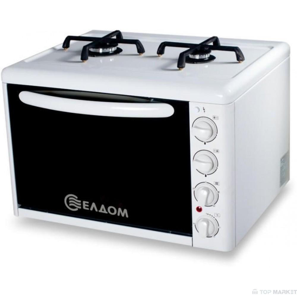 Готварска печка ELDOM 214VFE