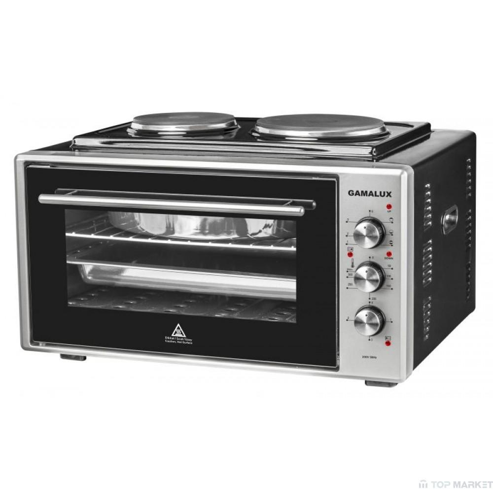 Готварска печка GAMALUX  I 08HP 2