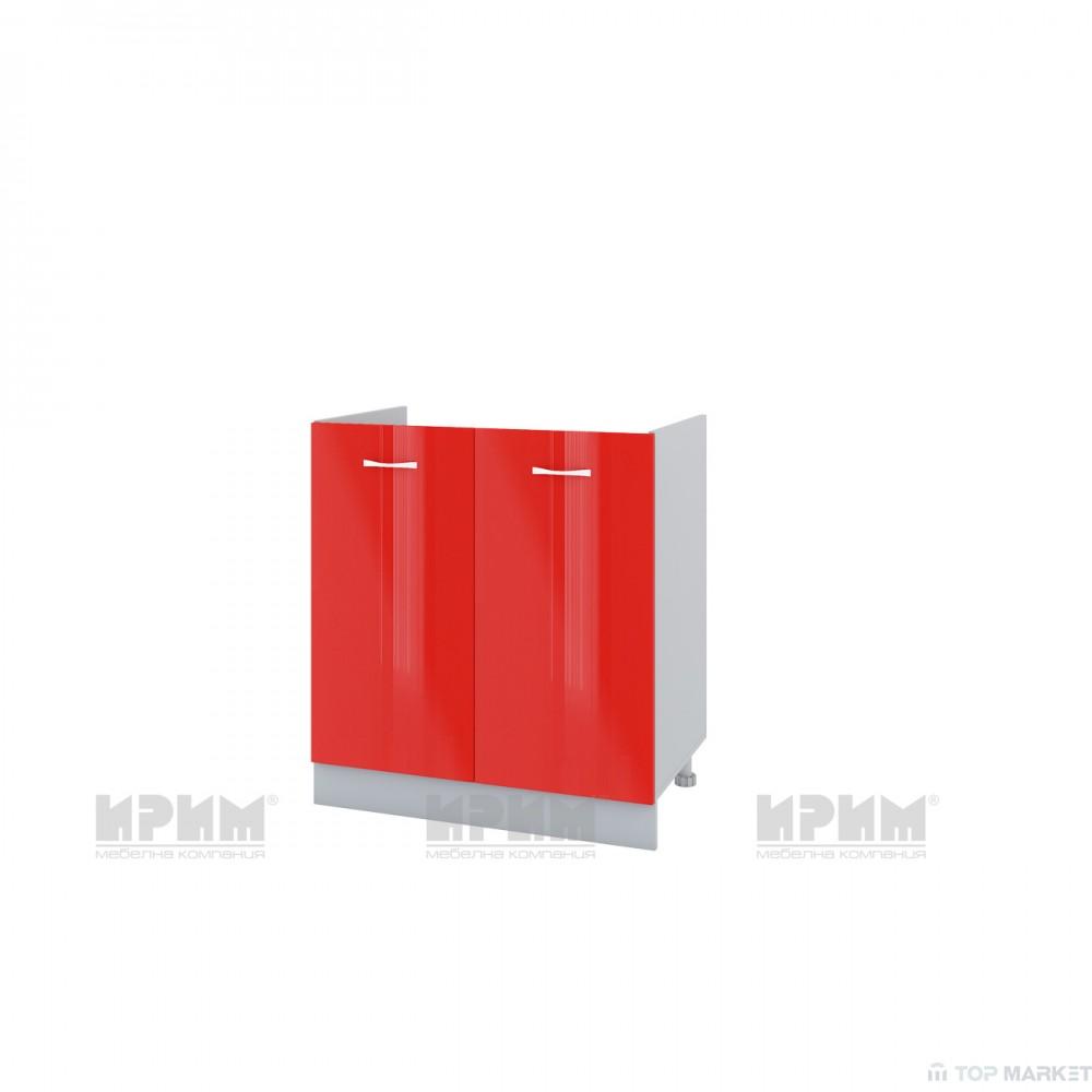 Долен шкаф City БЧ-430 за бордова мивка