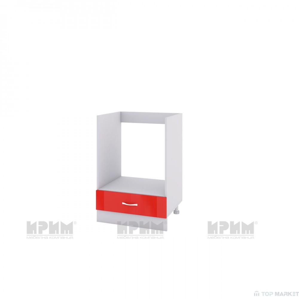 Долен шкаф за вграждане на фурна City БЧ-436