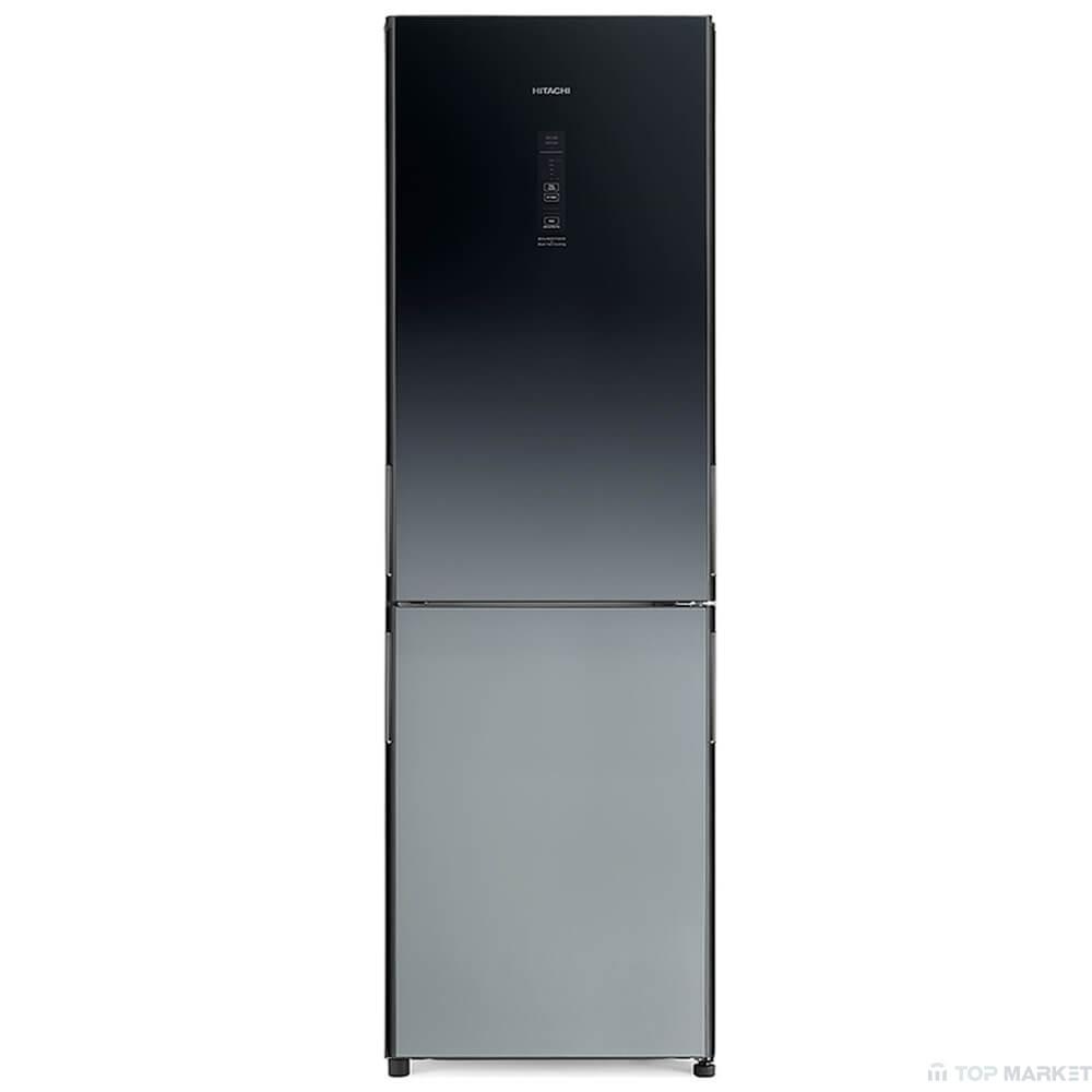 Хладилник с фризер HITACHI R-BG410PRU6X (XGR)