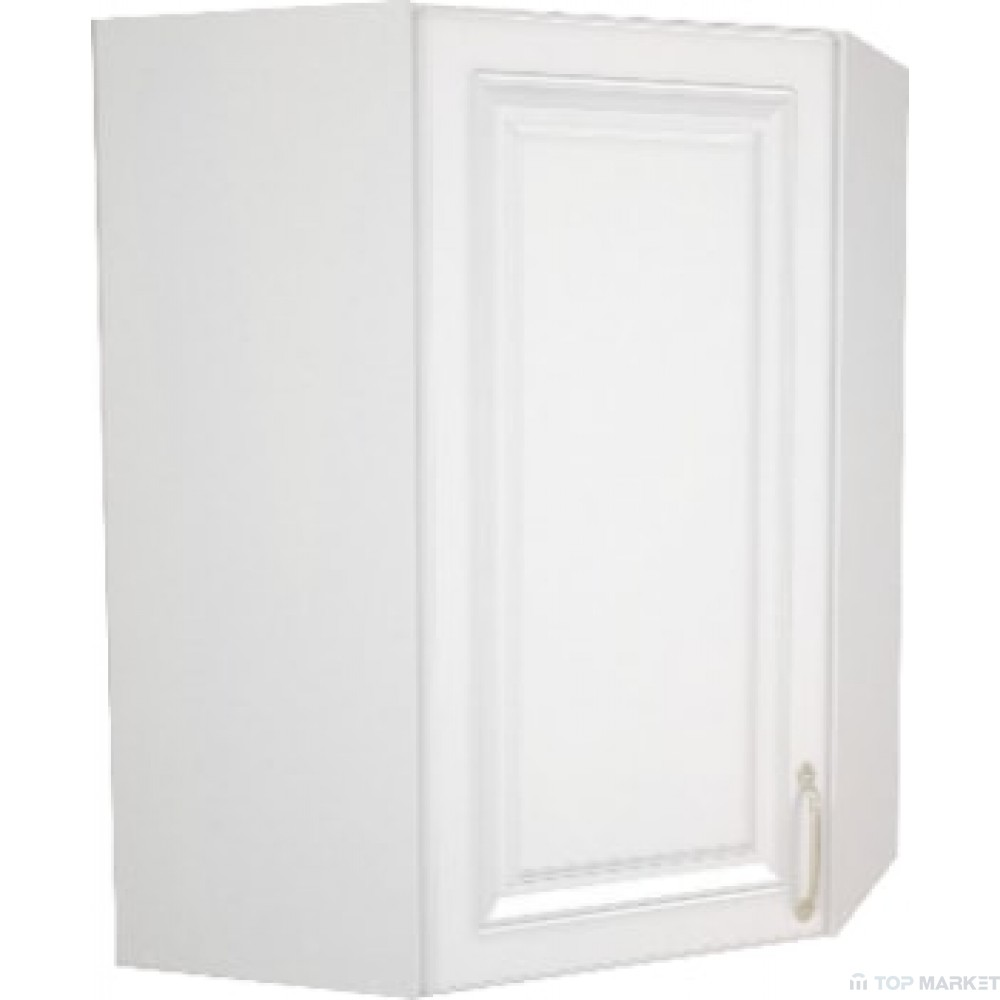Шкаф горен В 60х72х60 ъглов Michelle