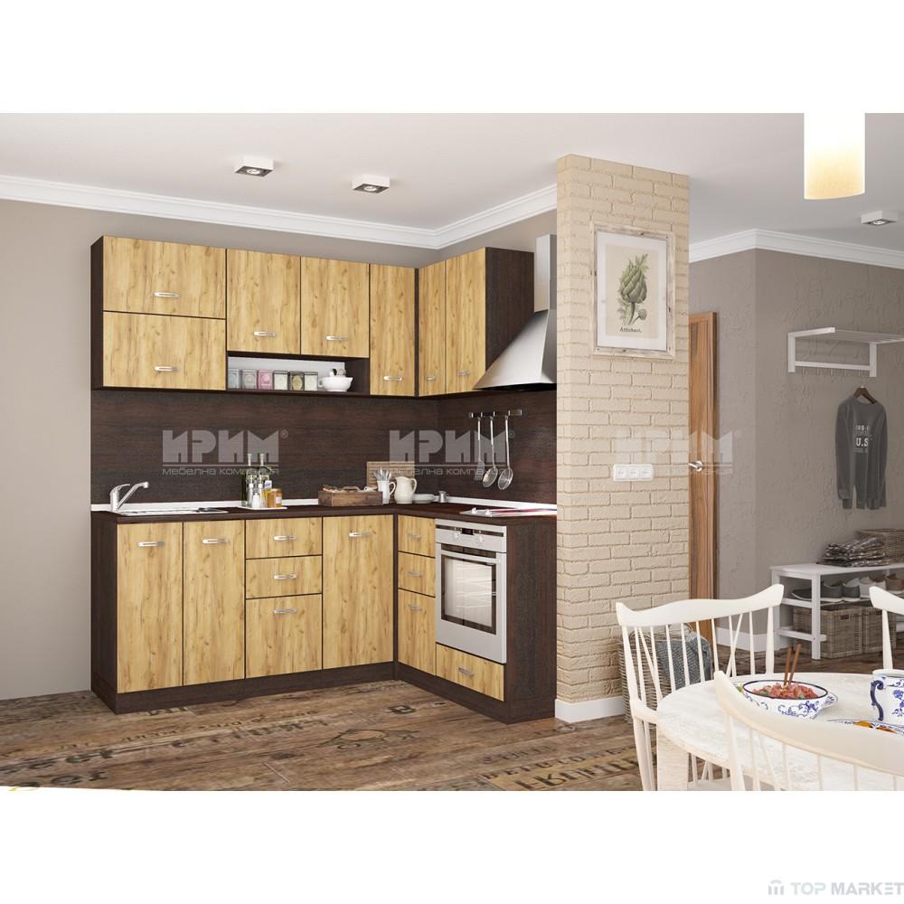Кухненски комплект City 231 - ъглов