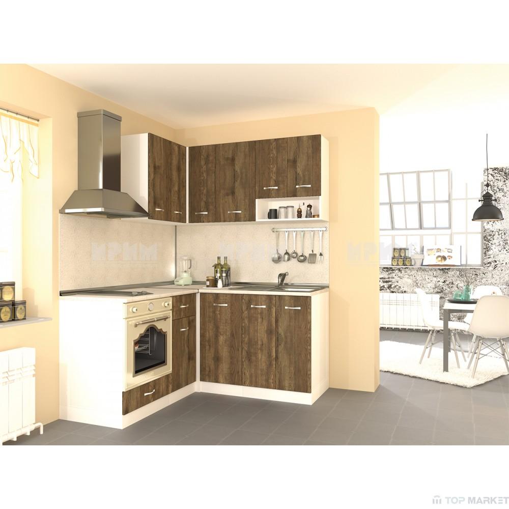 Кухненски комплект City 414 - ъглов