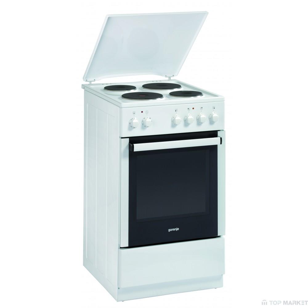 Готварска печка gorenje E55106AW