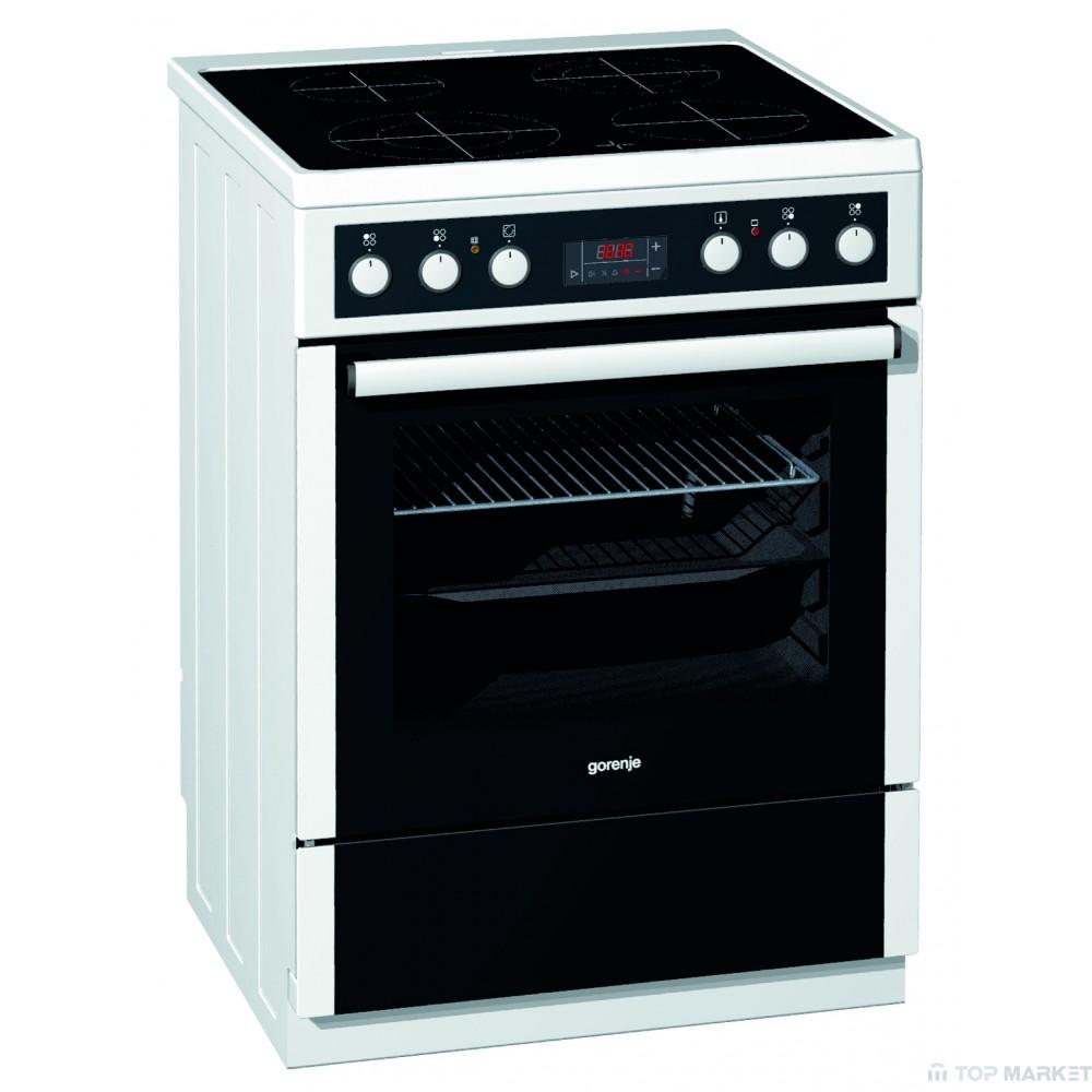Готварска печка gorenje EC67337AWG