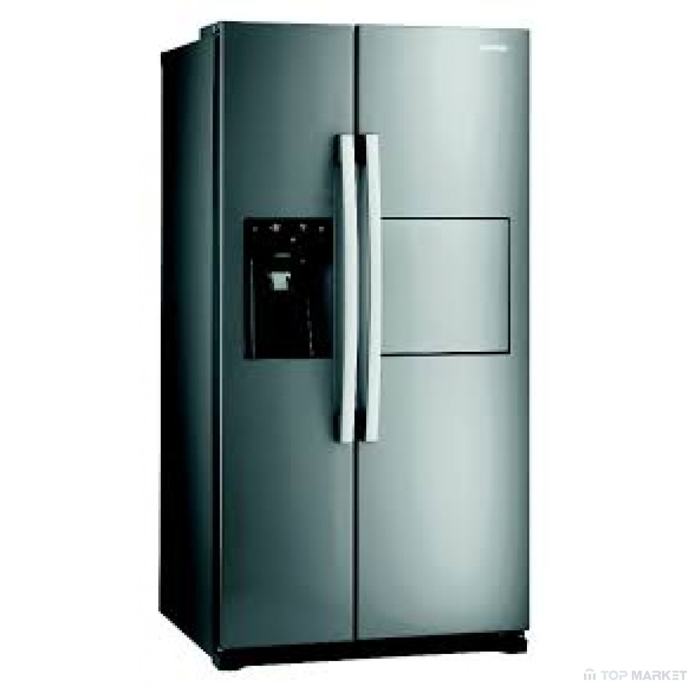 Хладилник SIDE BY SIDE Gorenje NRS9181CXB