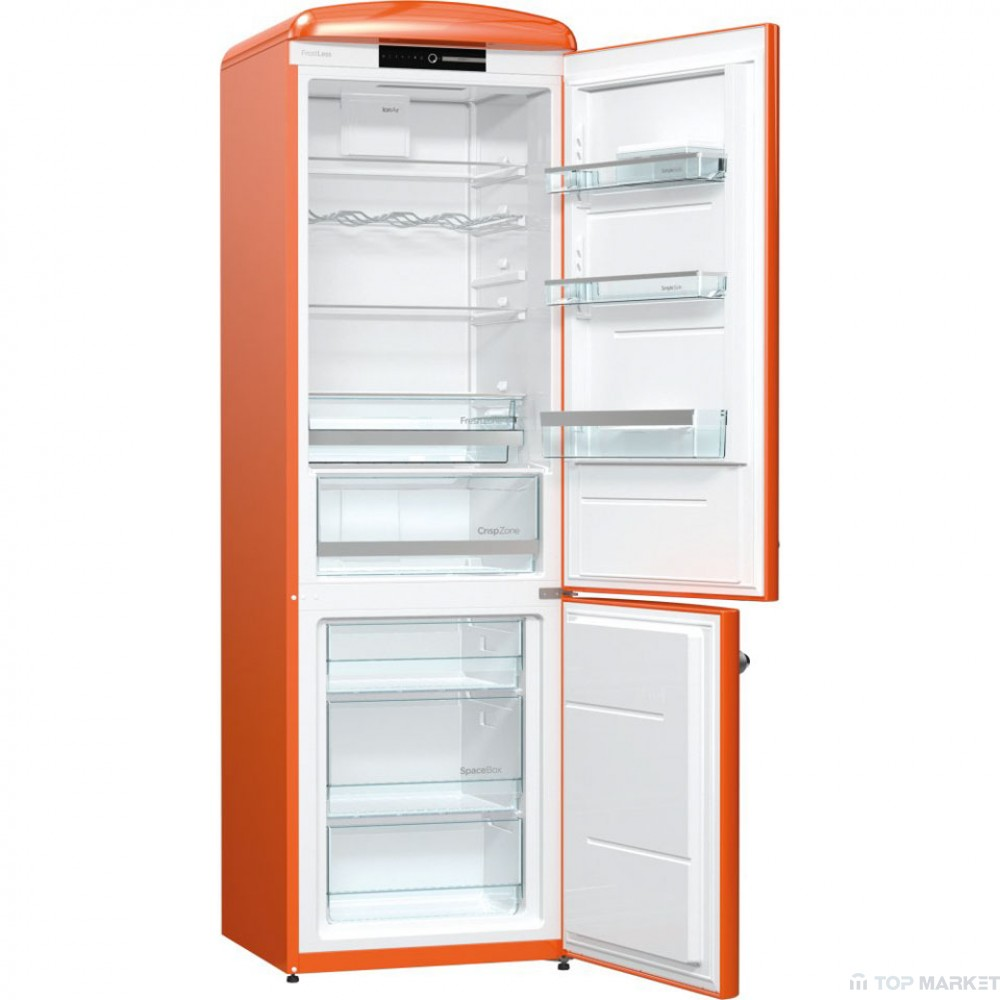 Хладилник с фризер gorenje ORK192О