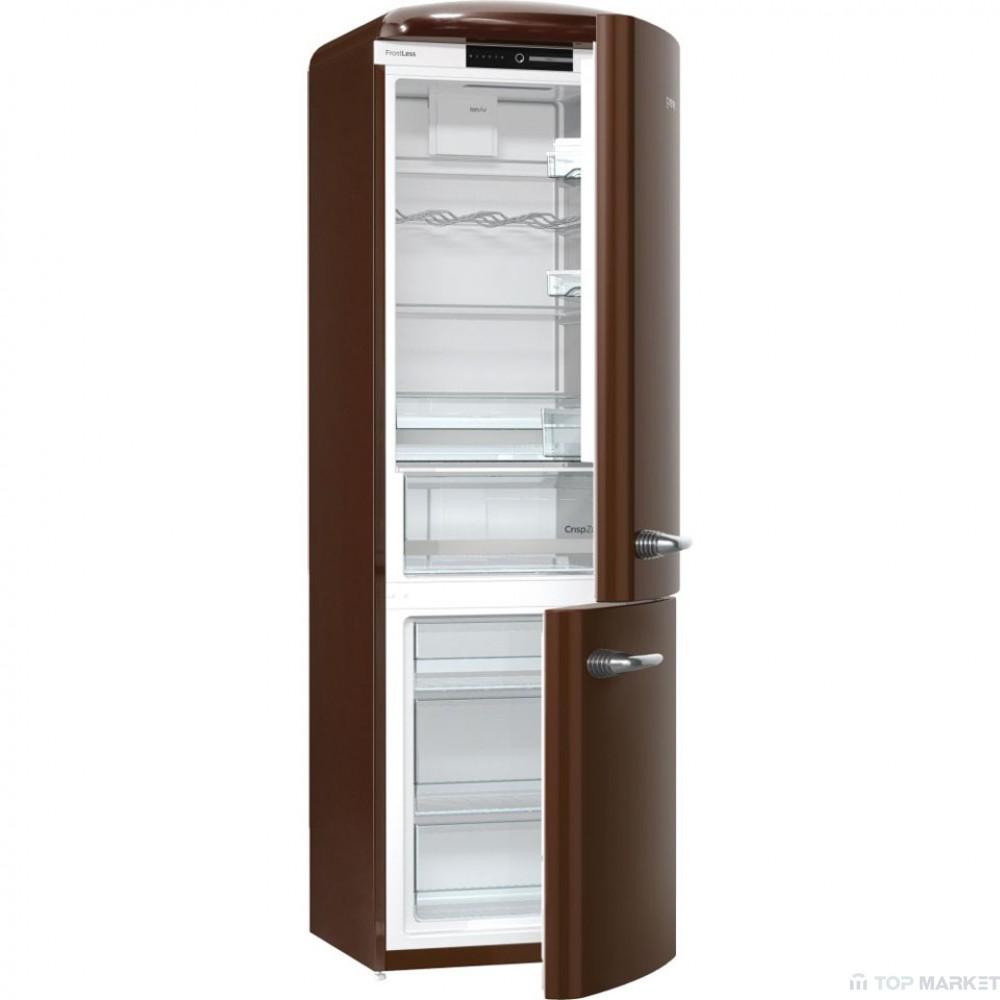 Хладилник фризер gorenje ORK192CH