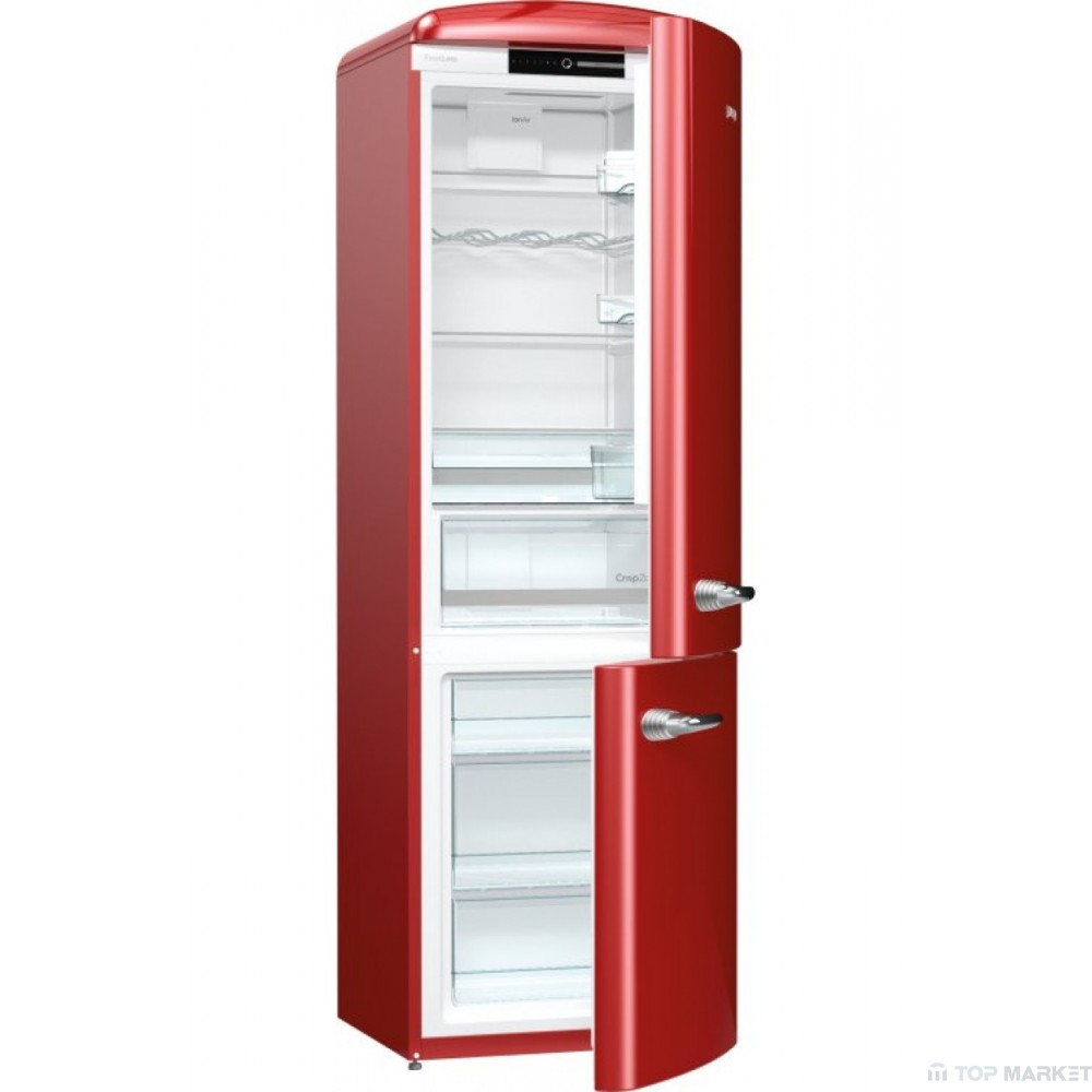 Хладилник фризер gorenje ORK192R