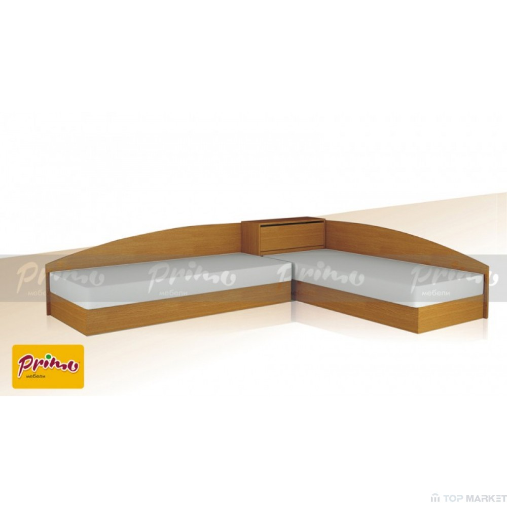 Легло с механизъм и ракла Primo 28