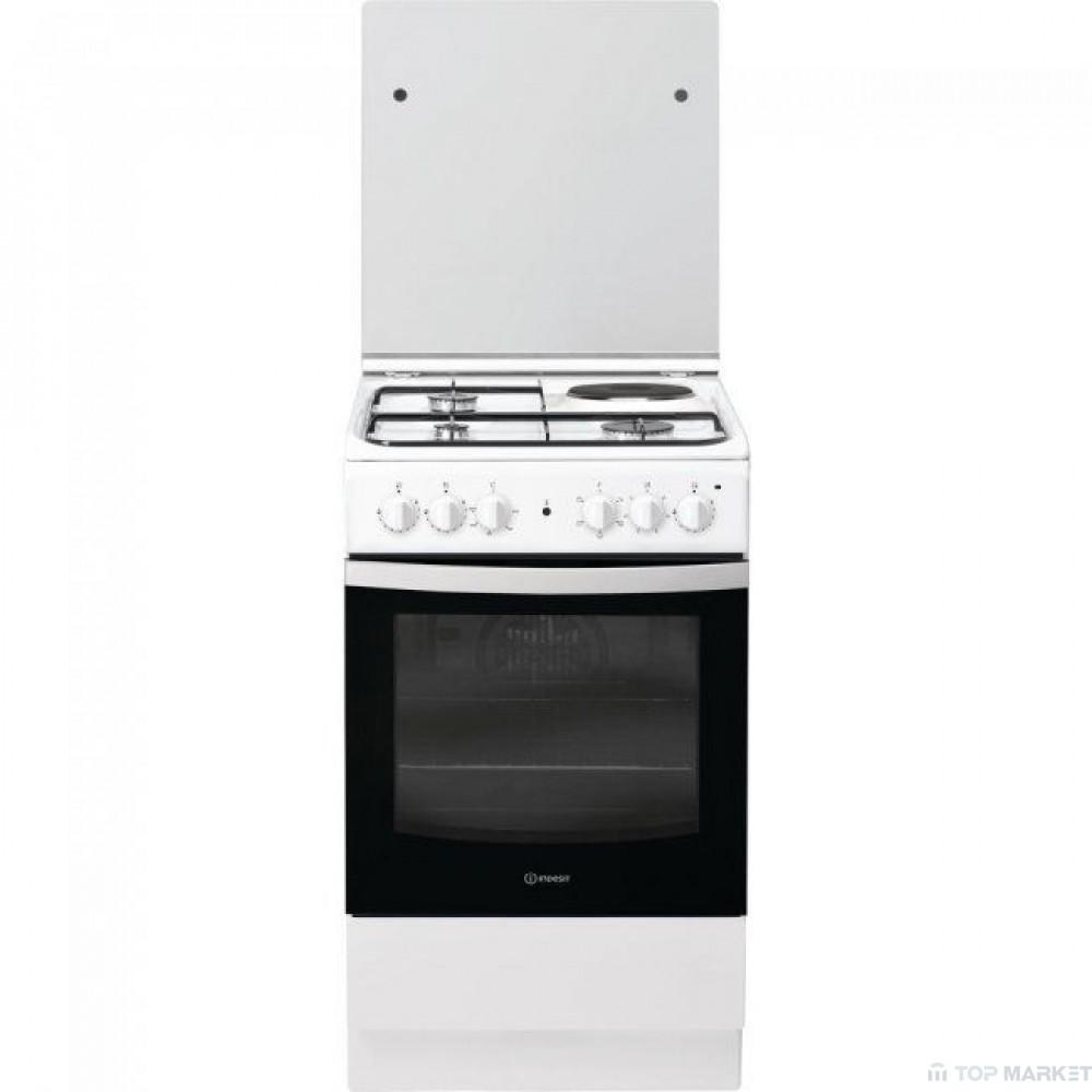 Готварска печка INDESIT IS5M5PCW/E