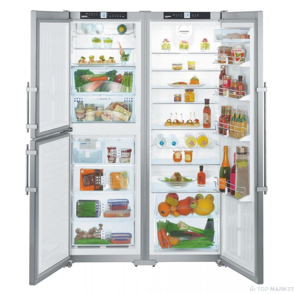 Хладилник SIDE BY SIDE LIEBHERR SBSes 7353