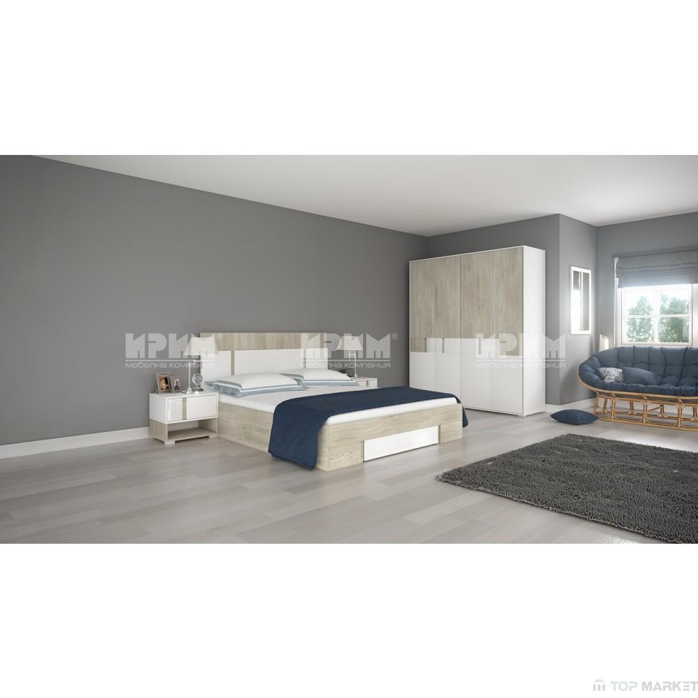 Спален комплект City 7020