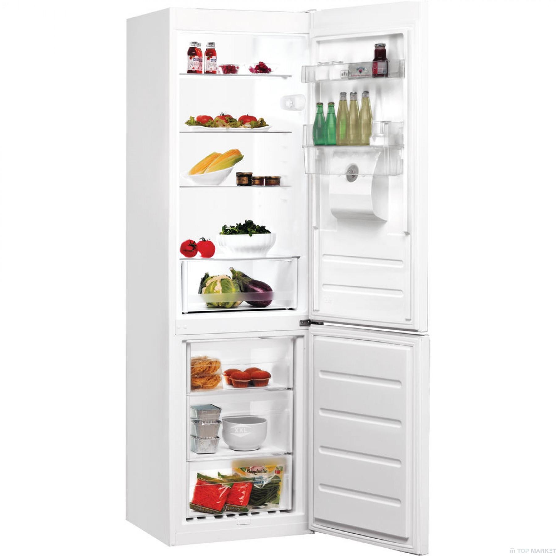 Хладилник фризер INDESIT LR8 S1 W AQ