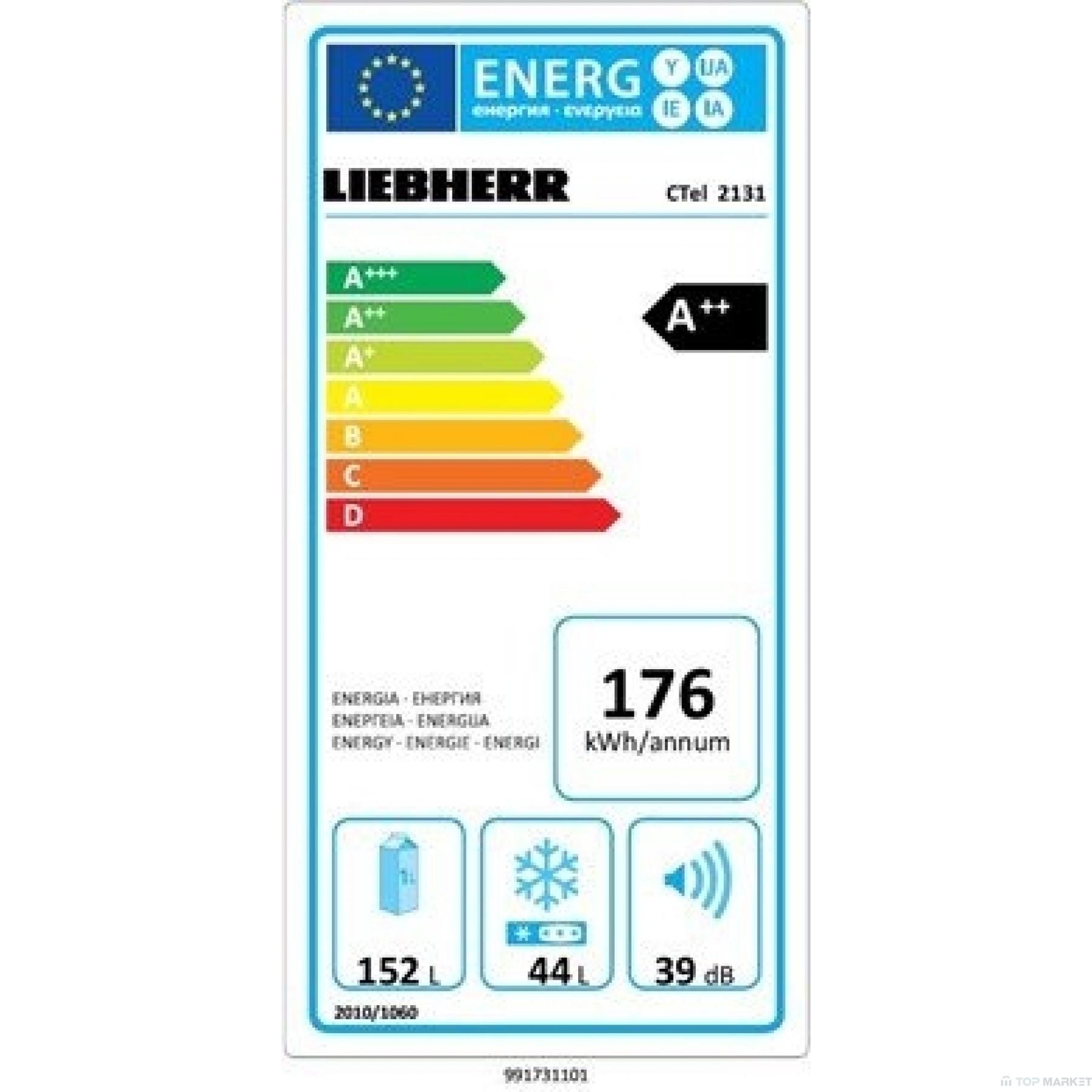 Хладилник LIEBHERR CTеl 2131