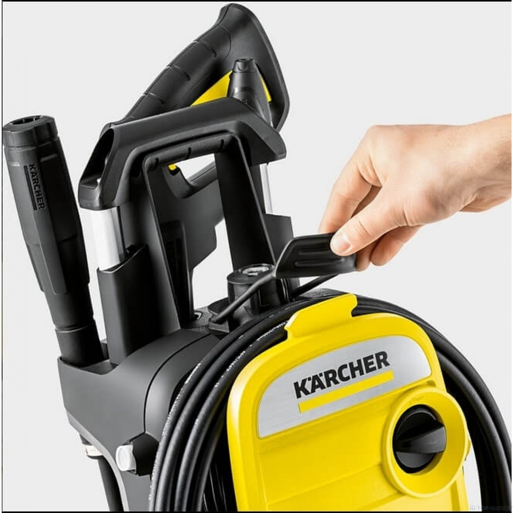 Водоструйка KARCHER K5 Compact