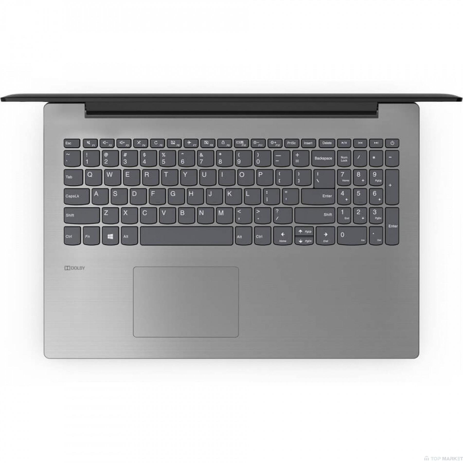 Лаптоп LENOVO 330-15IKB/81DE0184BM