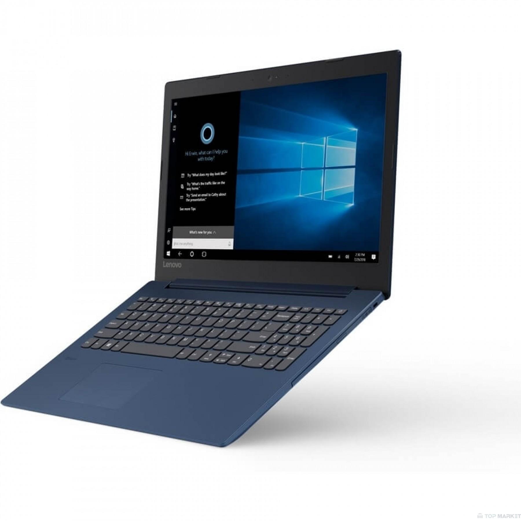 Лаптоп LENOVO 330-15IGM/81D100L7BM