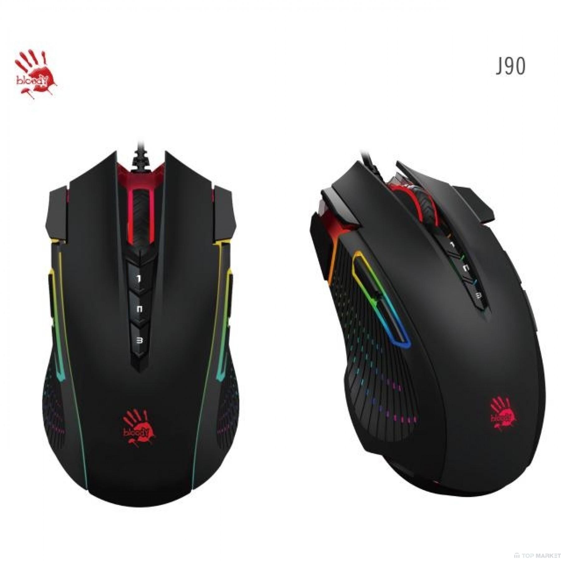 Мишка A4tech Bloody J90