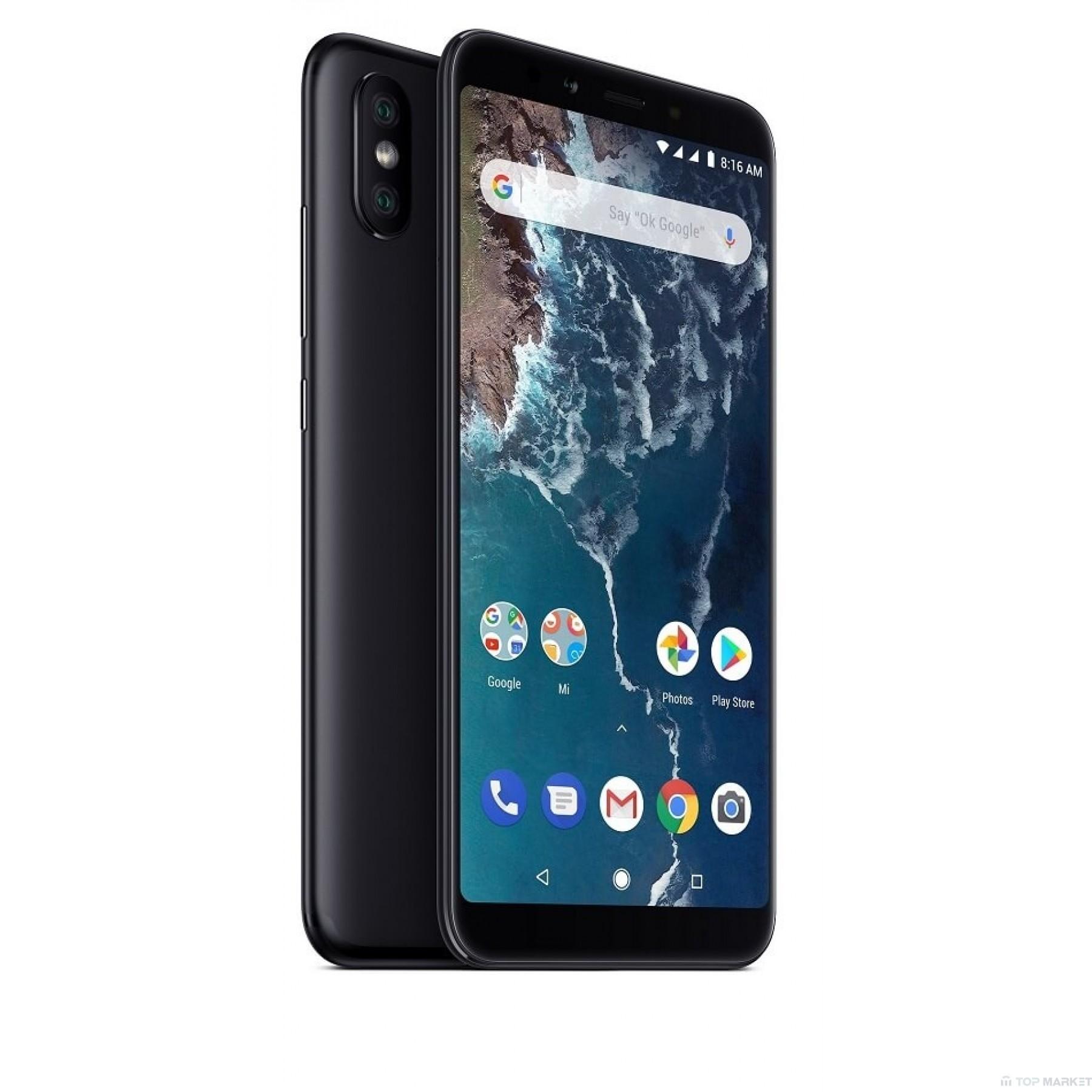 Смартфон XIAOMI MI A2 4/32GB Dual SIM