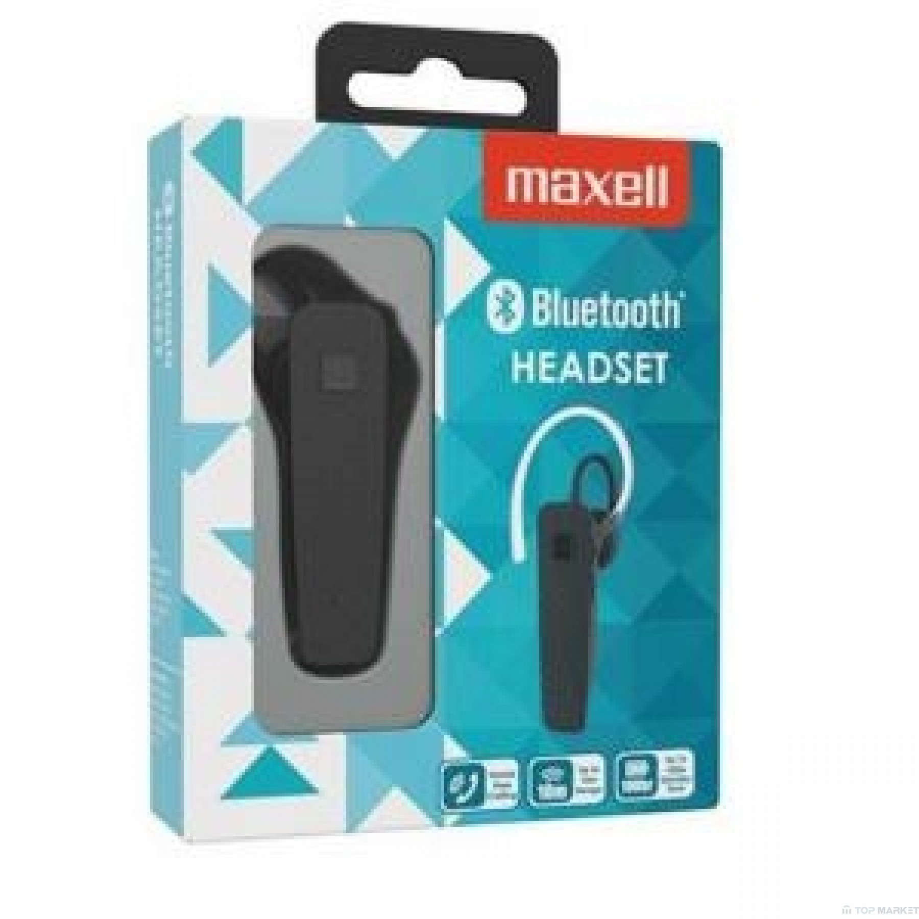 Слушалки MAXELL  ML-AH-BLUETOOTH