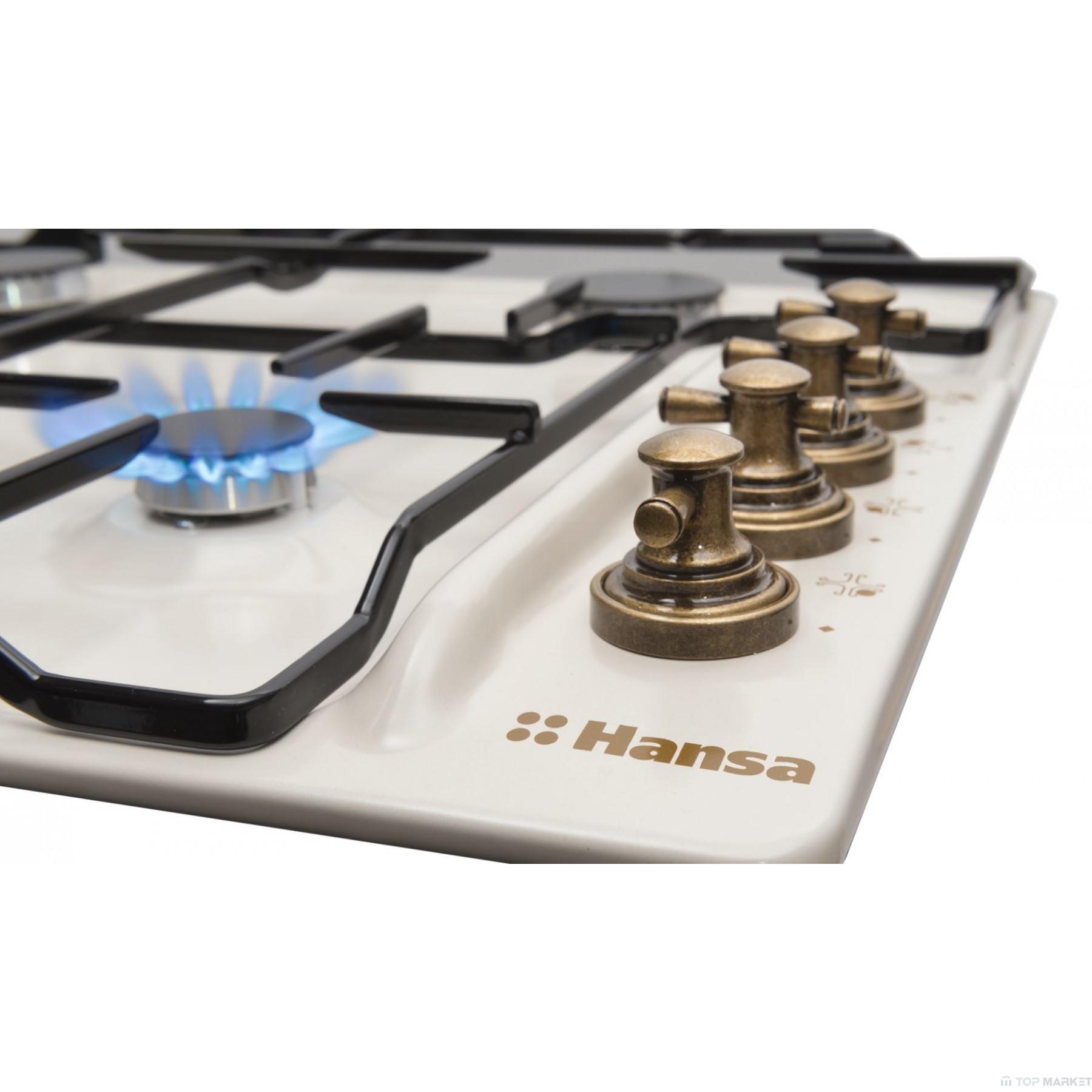 Плот за вграждане Hansa BHGW63100020 NEW газов