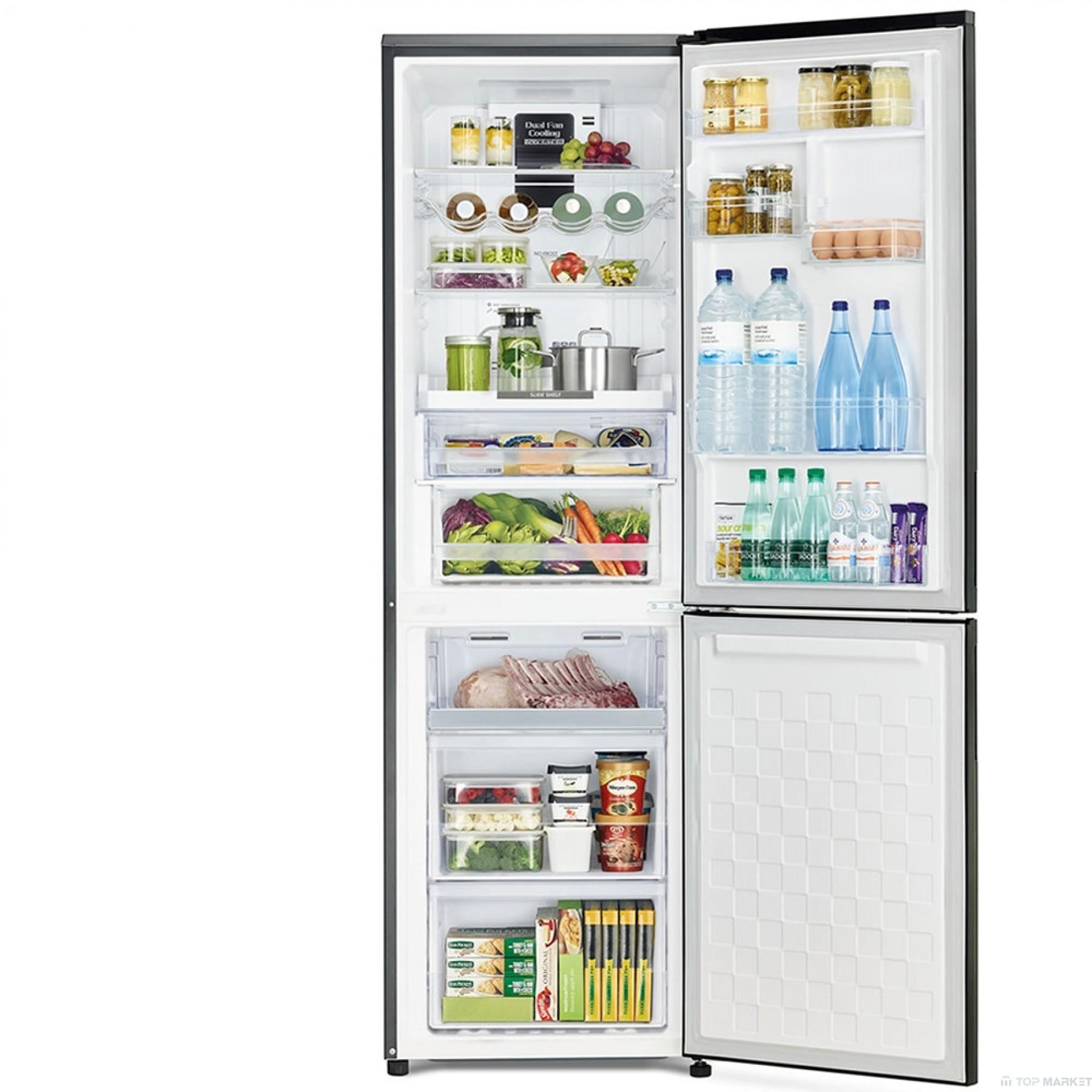 Хладилник с фризер Hitachi R-BG410PRU6X (GBK)
