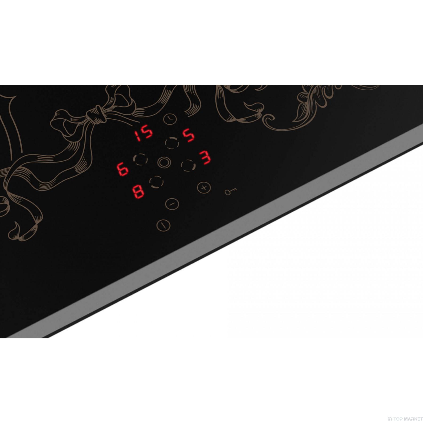 Плот за вграждане Hansa BHC66500 стъклокерамичен