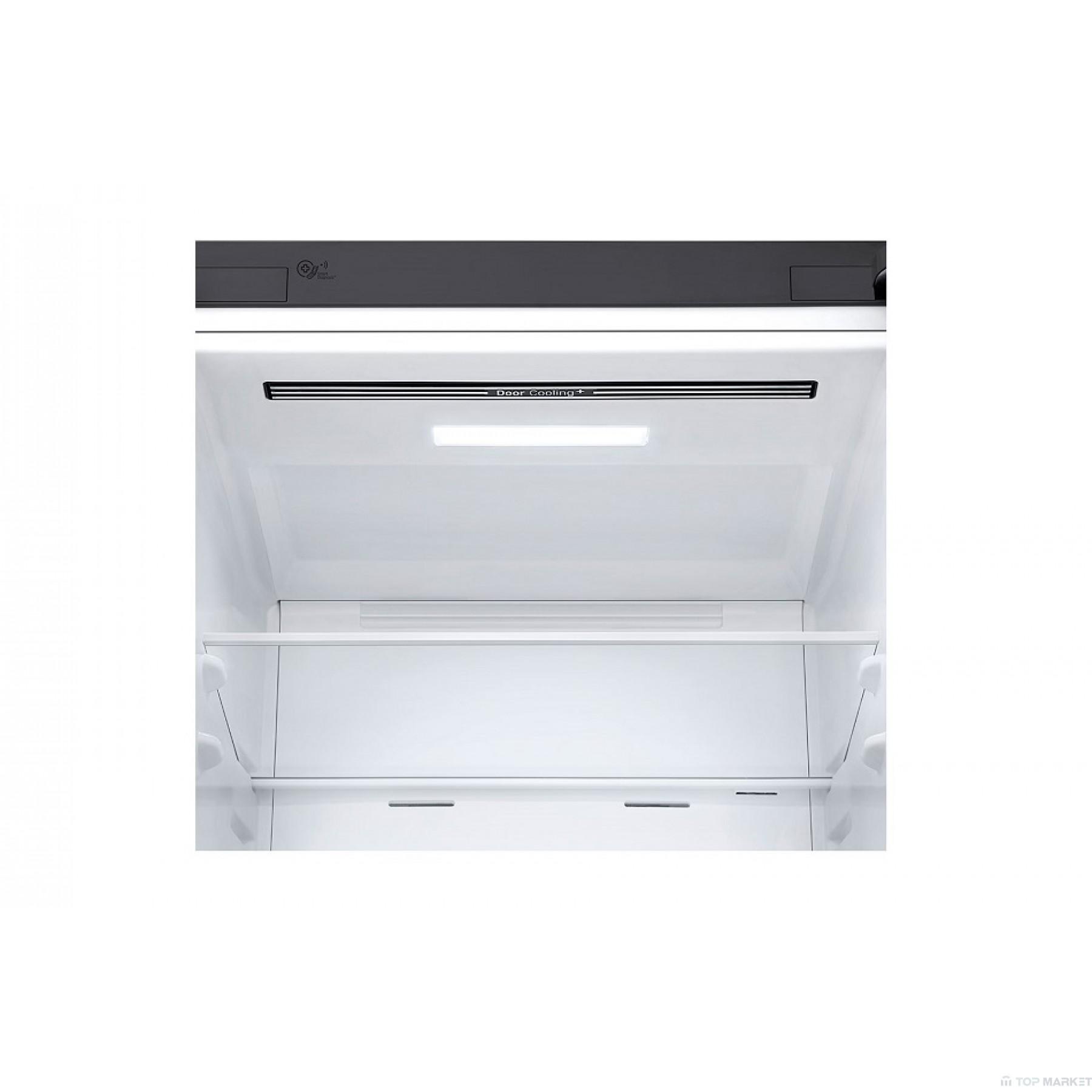 Хладилник-фризер LG GBB-61PZHZH