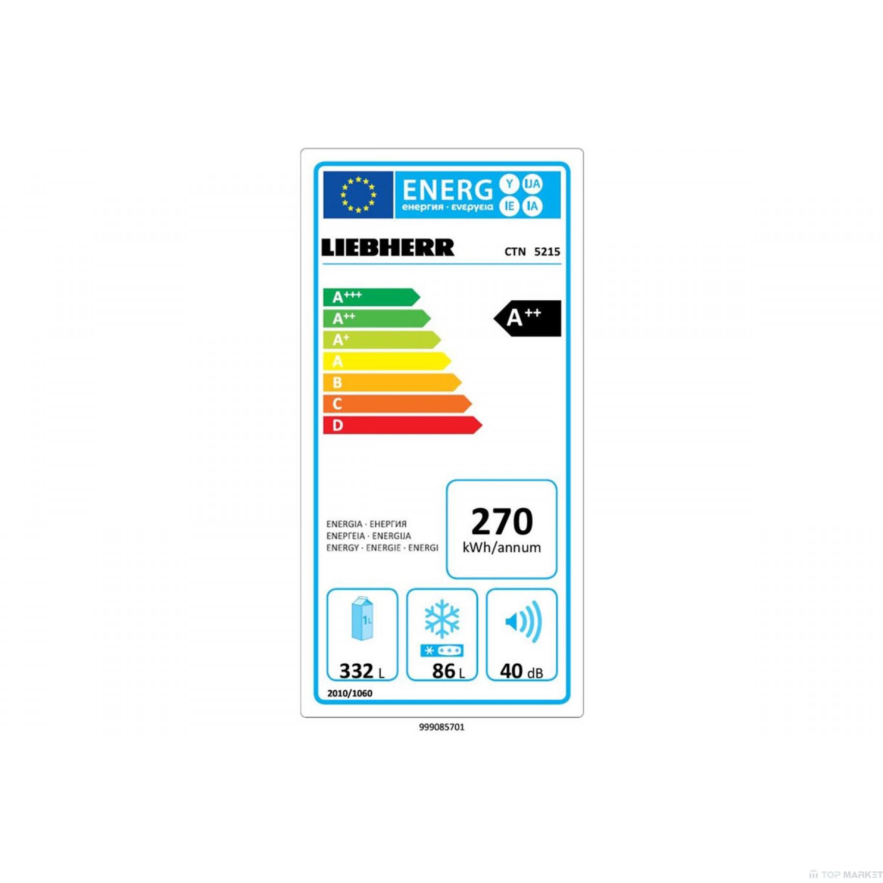 Хладилник LIEBHERR CTN 5215