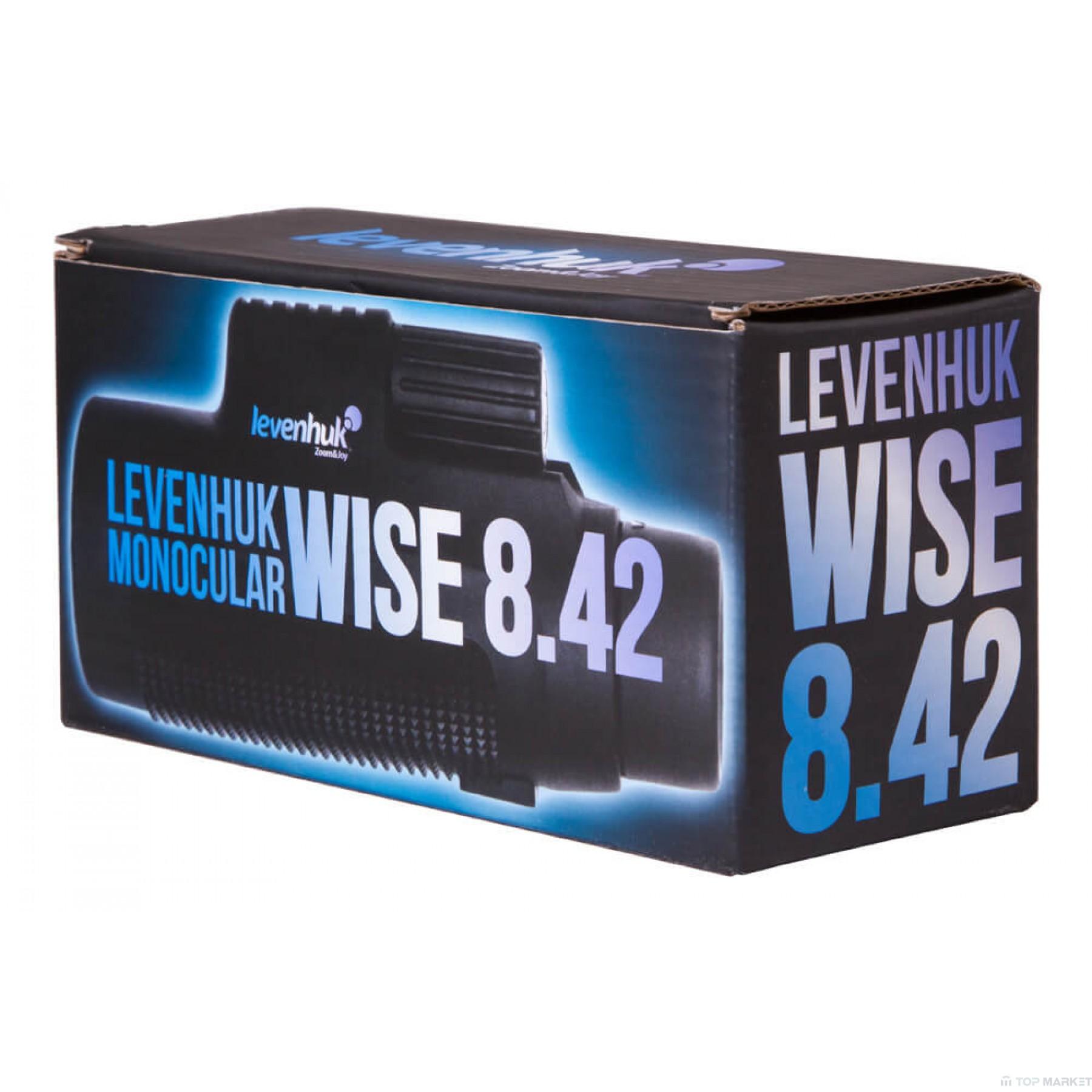 Монокъл Levenhuk Wise 8x42