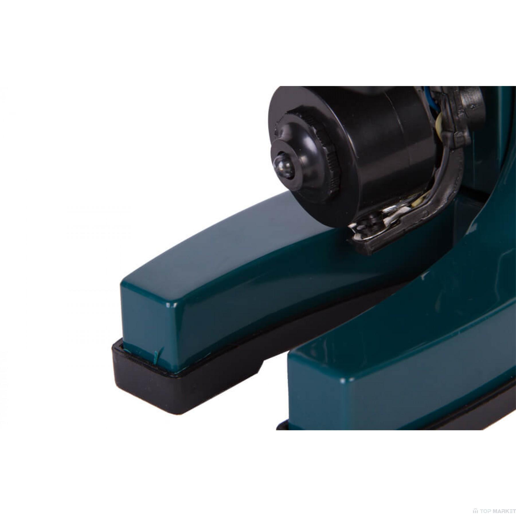Микроскоп LEVENHUK LabZZ M3 с адаптер за камера