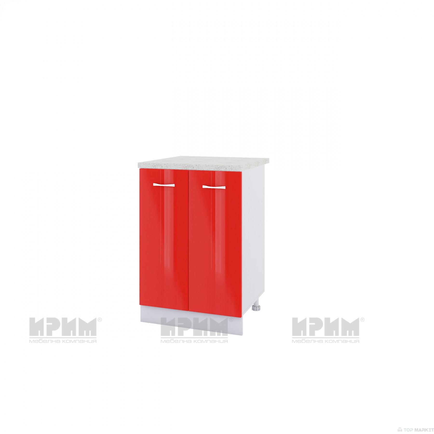 Долен шкаф City БЧ-422 за вграждане на мивка