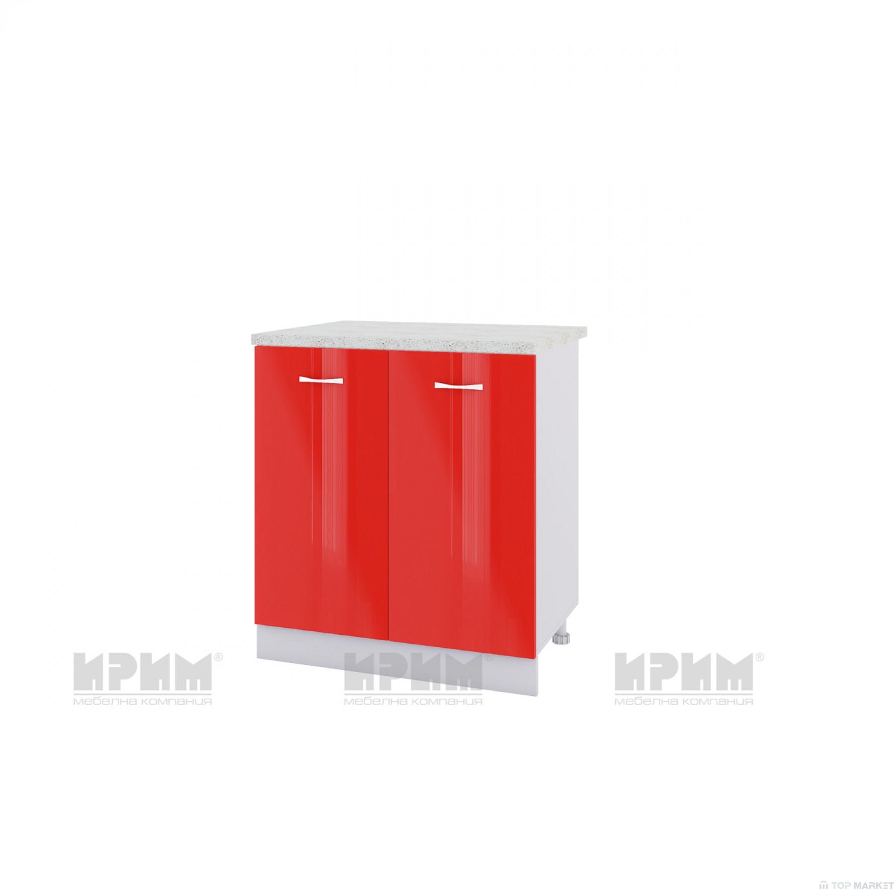 Долен шкаф City БЧ-423 за вграждане на мивка