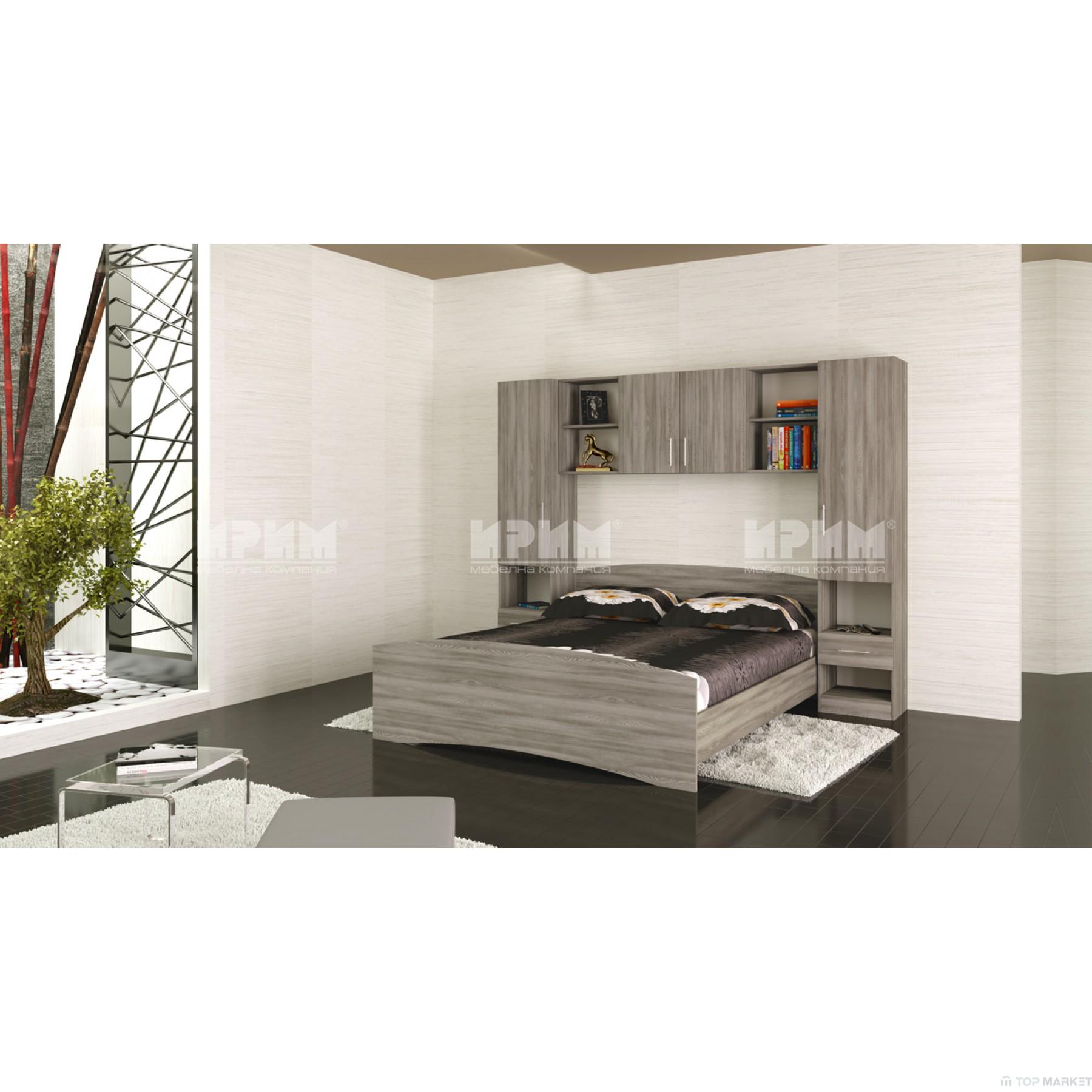 Спален комплект City 495