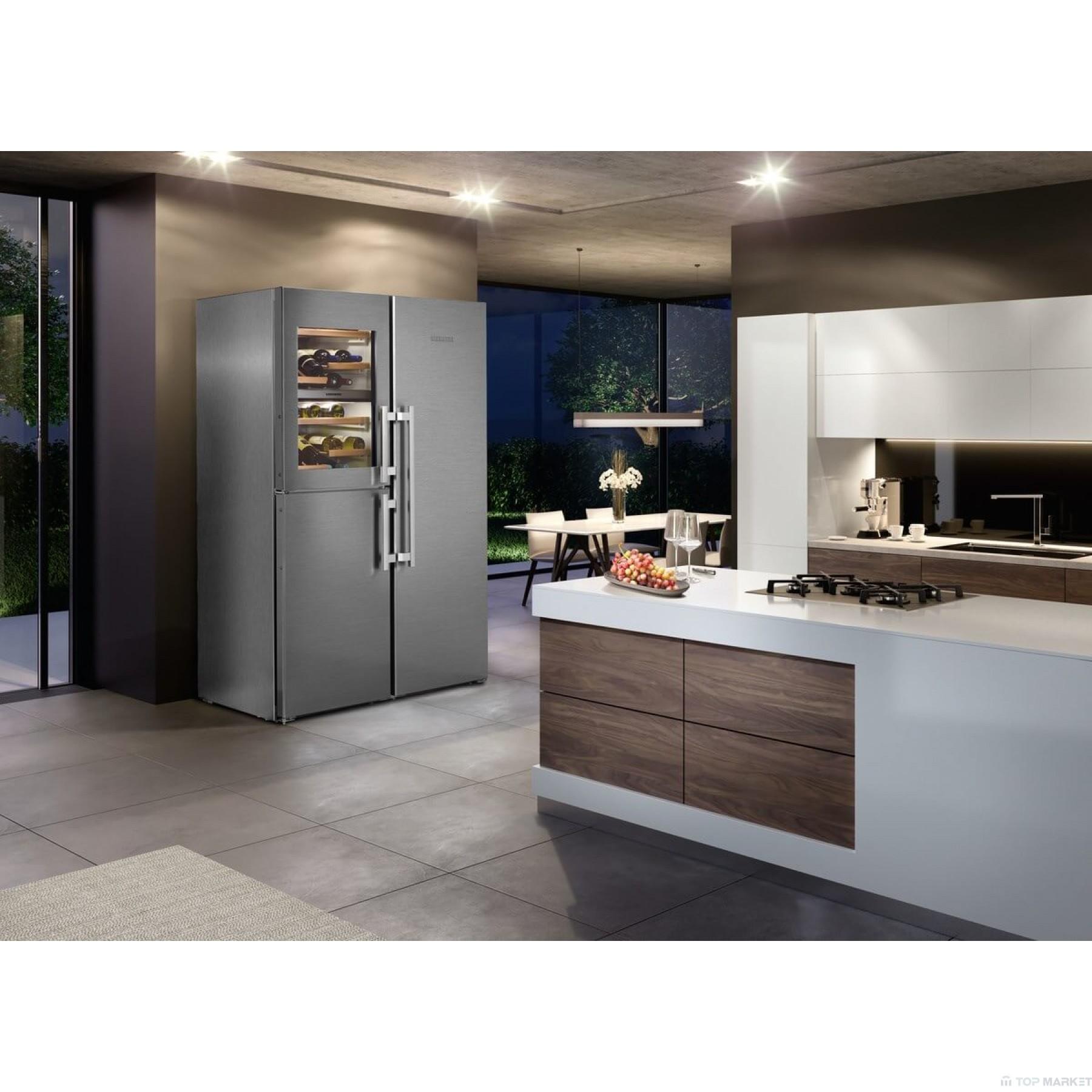 Хладилник SIDE BY SIDE LIEBHERR SBSes 8486 PremiumPlus