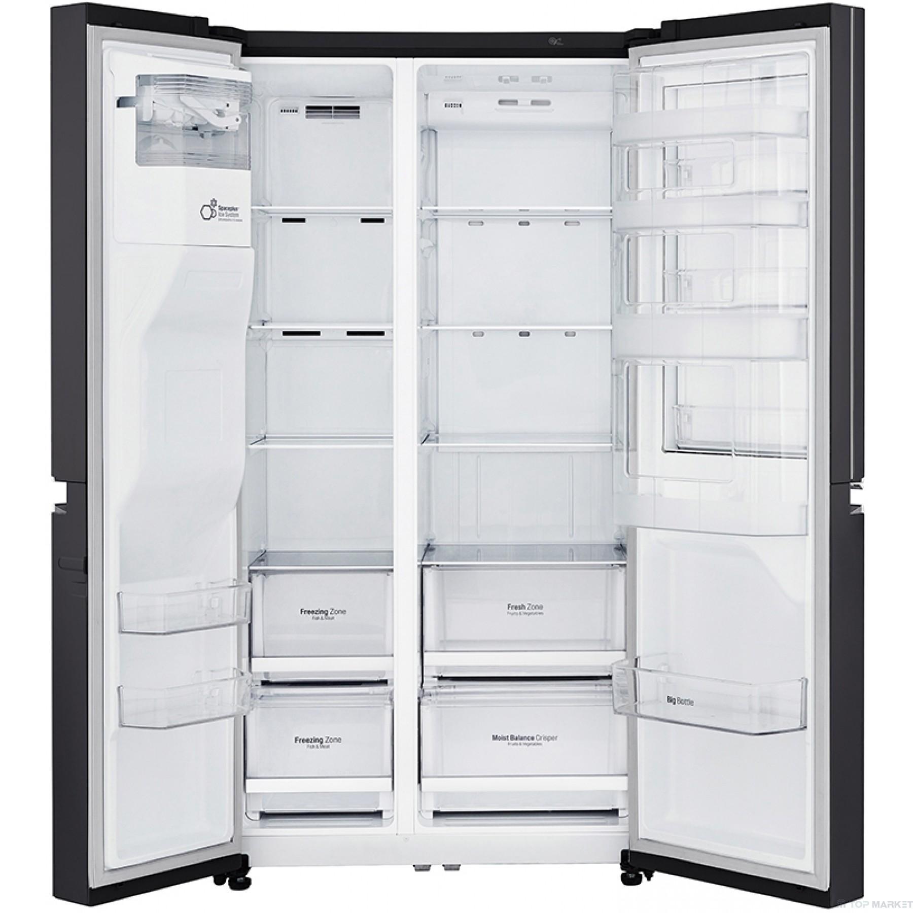 Хладилник Side by Side LG GSJ760WBXV