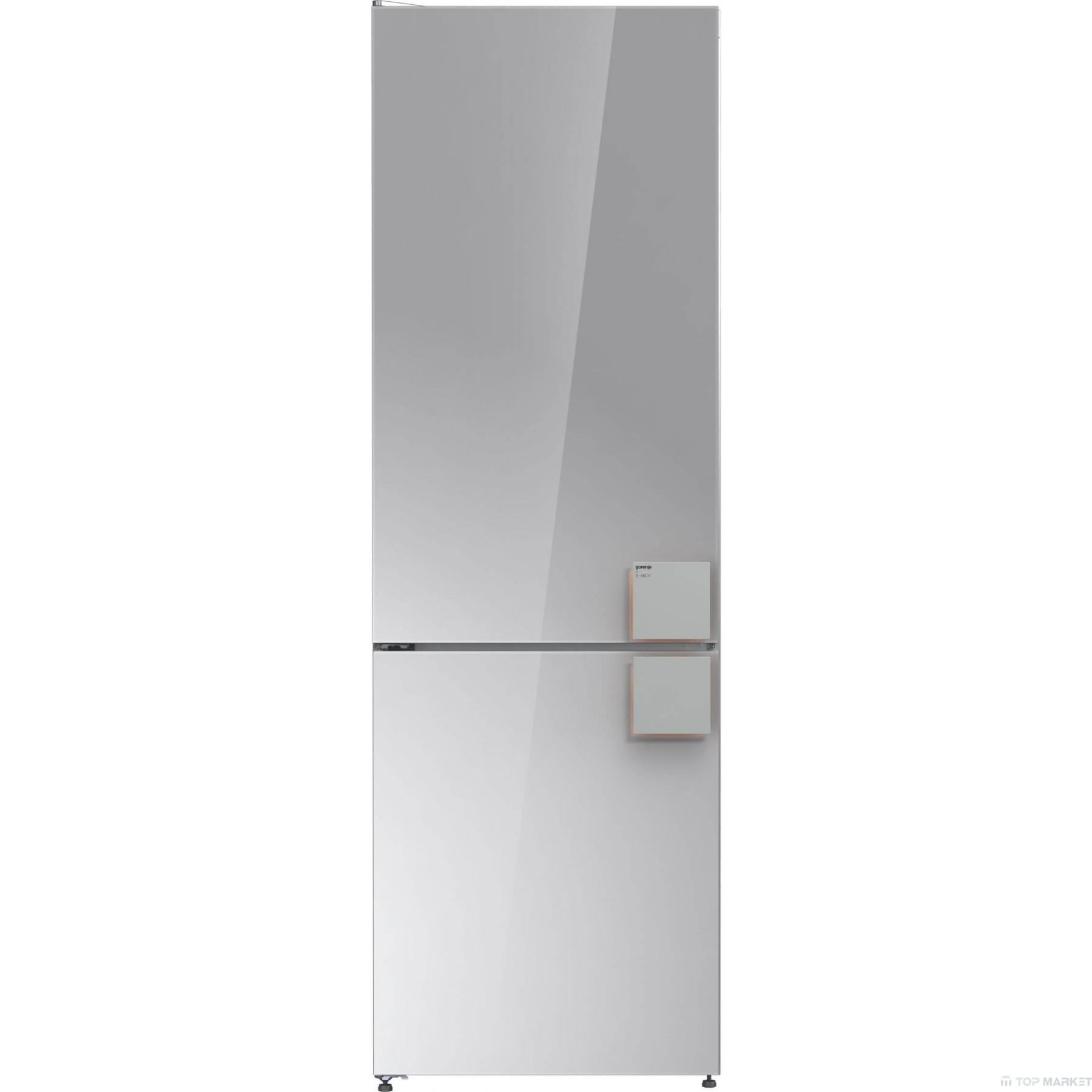 Хладилник фризер GORENJE NRK612ST-L