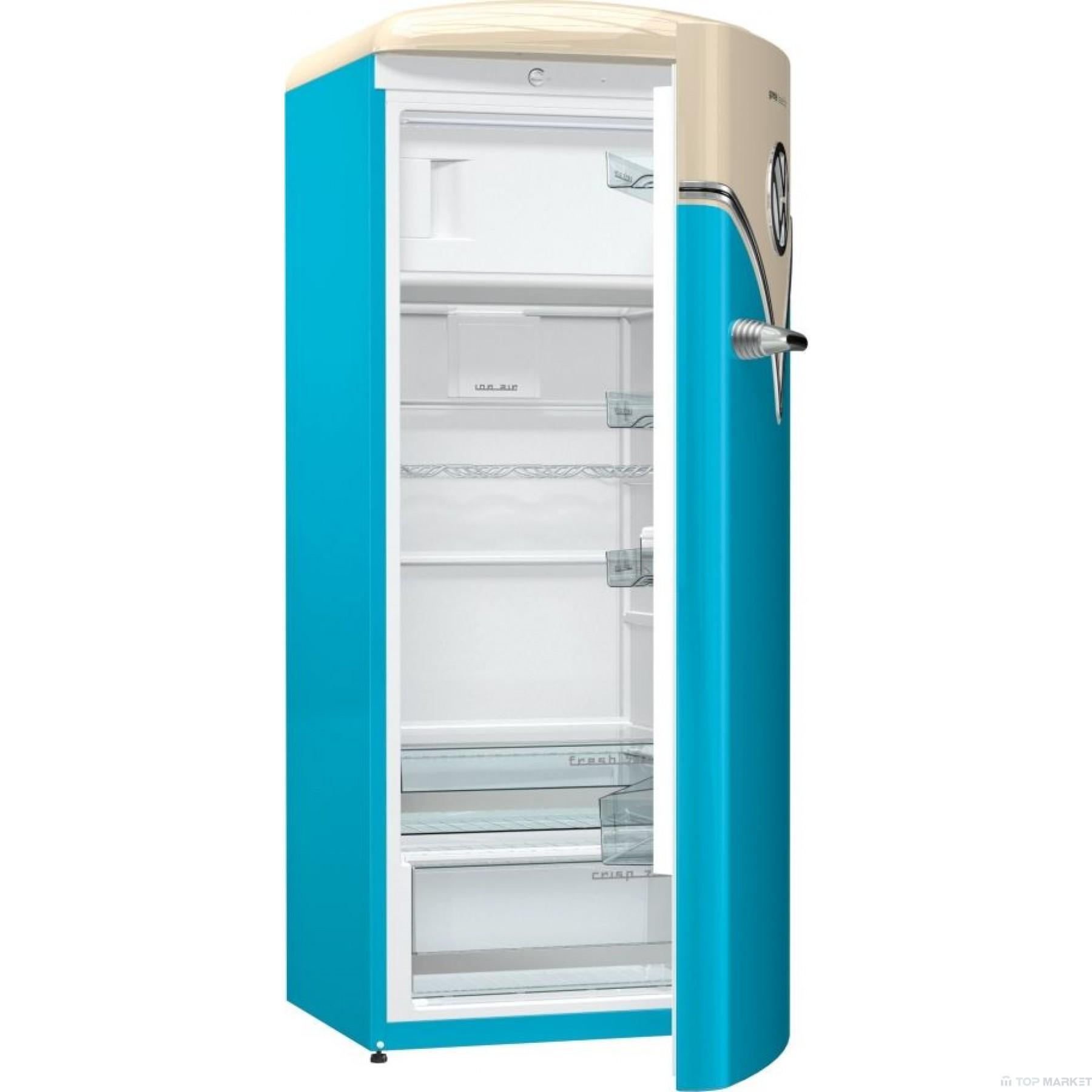 Хладилник с вътрешна камера gorenje OBRB153BL