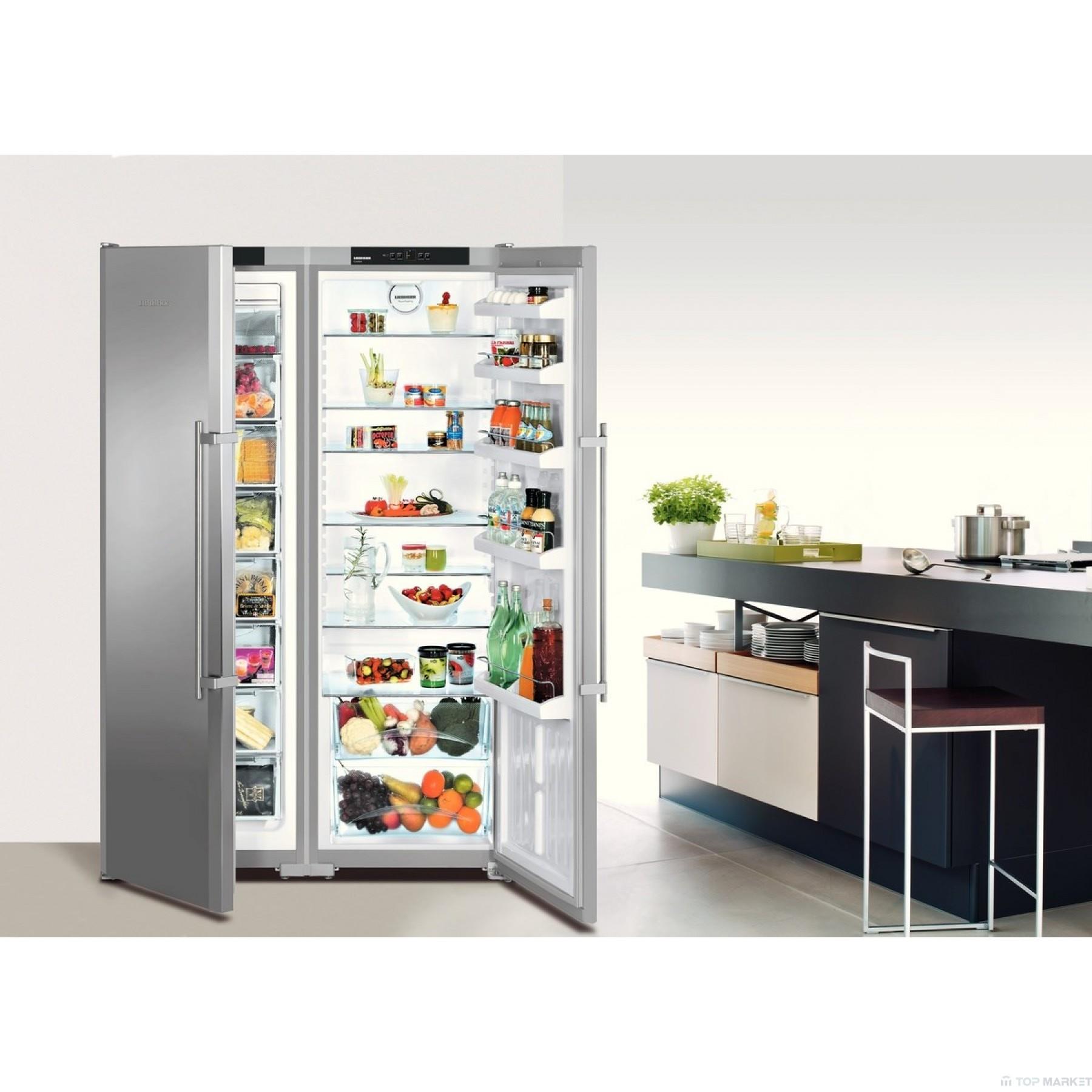 Хладилник SIDE BY SIDE LIEBHERR SBSesf 7212