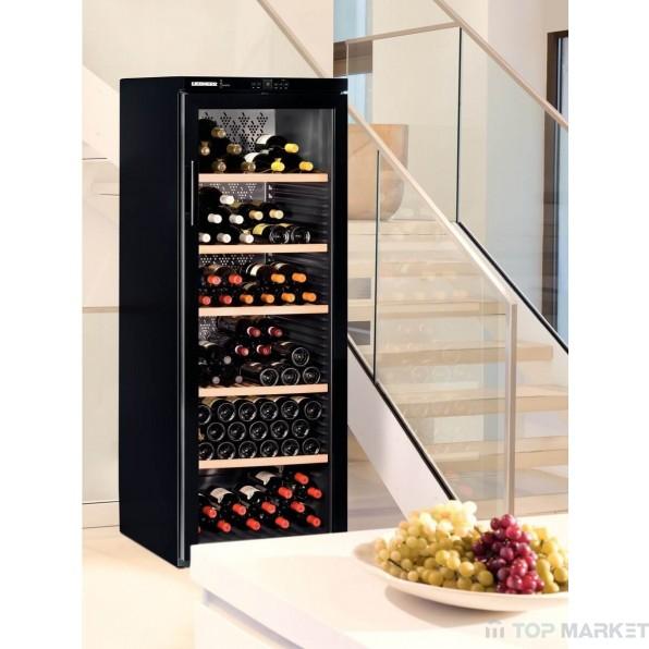 Хладилник за съхранение на вино LIEBHERR Vinothek WKb 4212