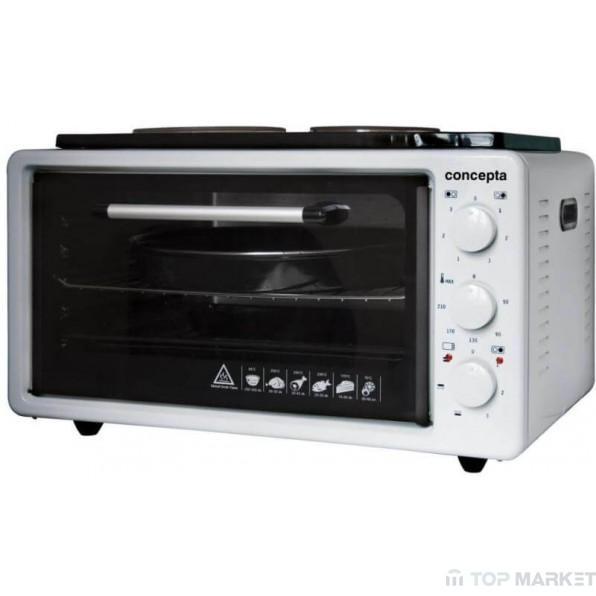Готварска печка CONCEPTA EO4520.BK