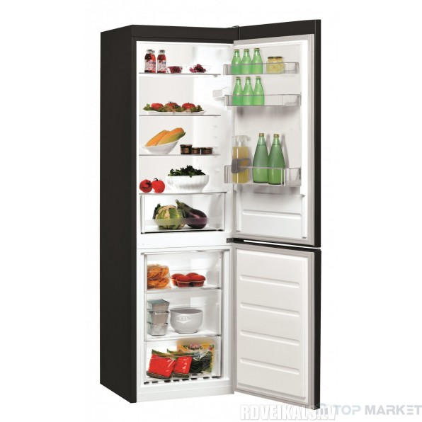 Хладилник фризер INDESIT LR8 S1 K
