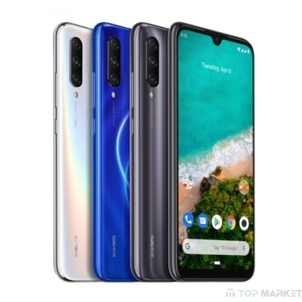 Смартфон XIAOMI MI A3 4/64GB Dual SIM