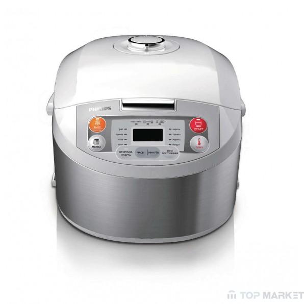 Многофункционален уред за готвене PHILIPS HD 3037/70